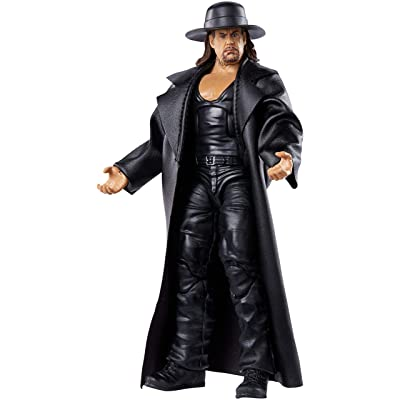 WWE Wrestlemania Undertaker Elite Collection Action Figure: Toys & Games