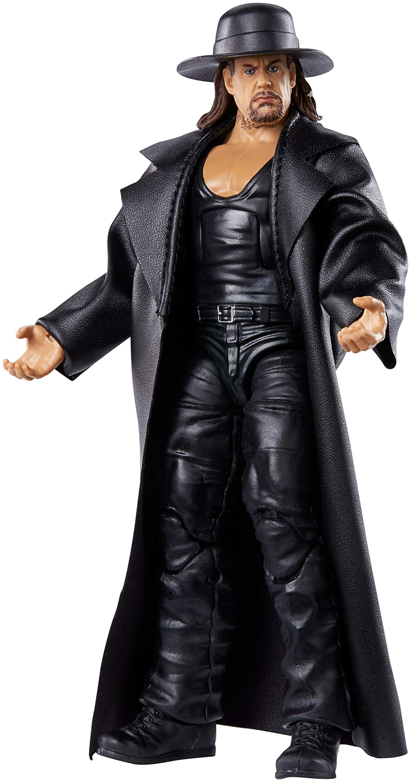 WWE Wrestlemania Undertaker Elite Collection Action Figure
