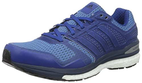 detailing ever popular half price adidas Herren Supernova Sequence Boost 8 Laufschuhe, blau