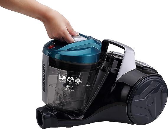Hoover Breeze BR30 - Aspirador trineo sin bolsa con filtro EPA ...