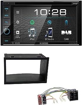 caraudio24 Kenwood DDX4019DAB - Radio de Coche para Volkswagen ...