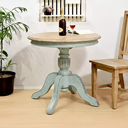 Amazon Com Casual Elements Venezia Round Dining Table With