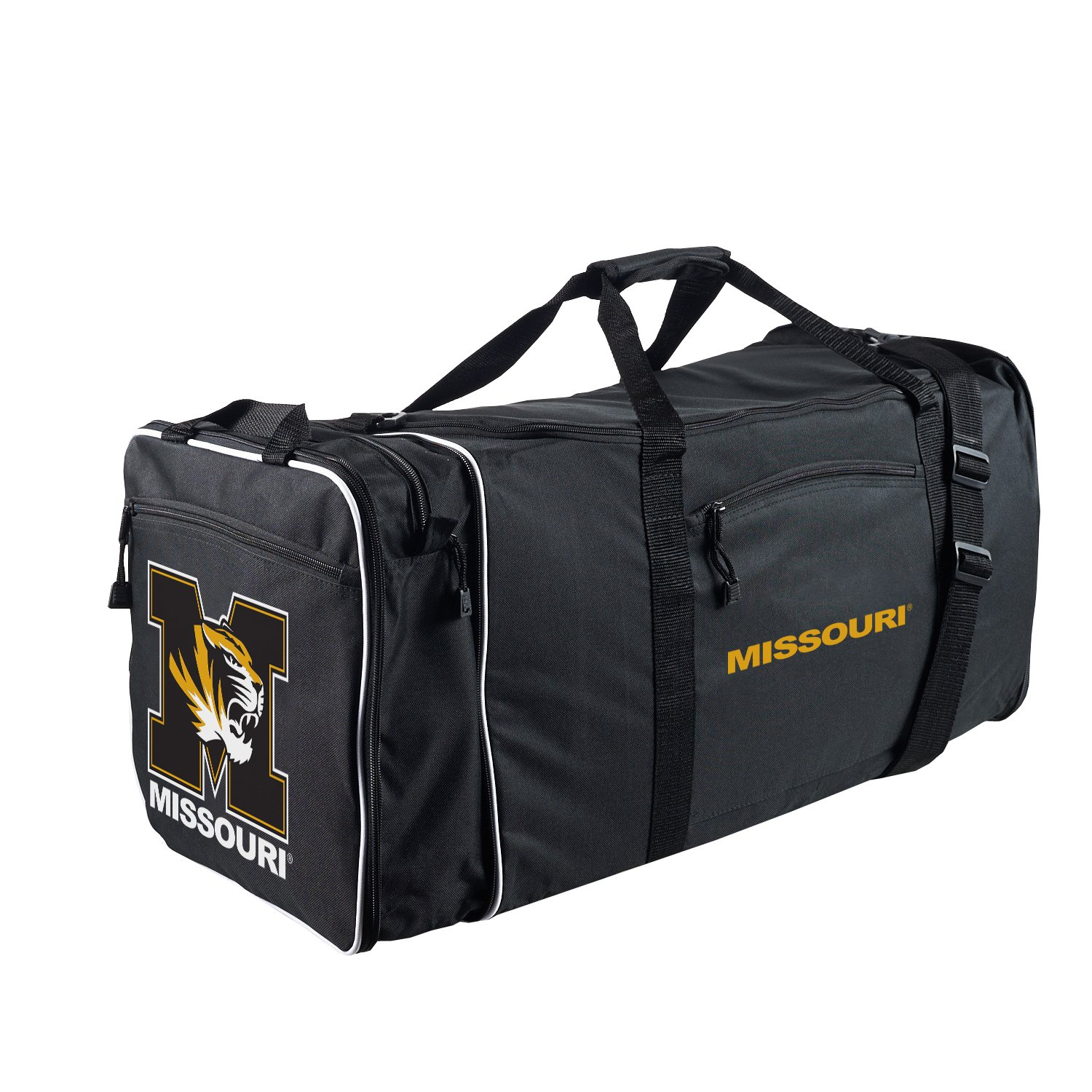 Officially Licensed NCAA Missouri Tigers Steal Duffel Bag by The Northwest Company (Image #2)