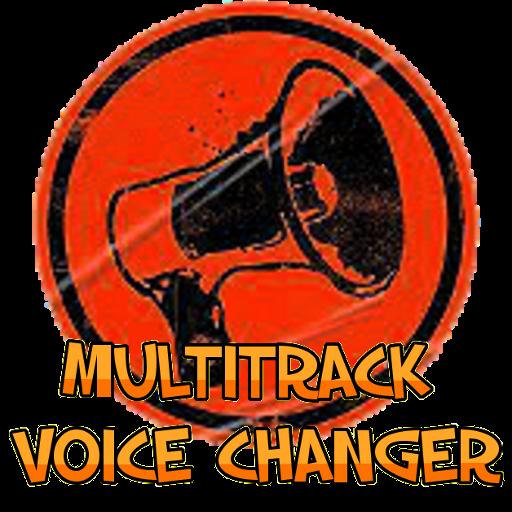 Multitrack Voice Changer