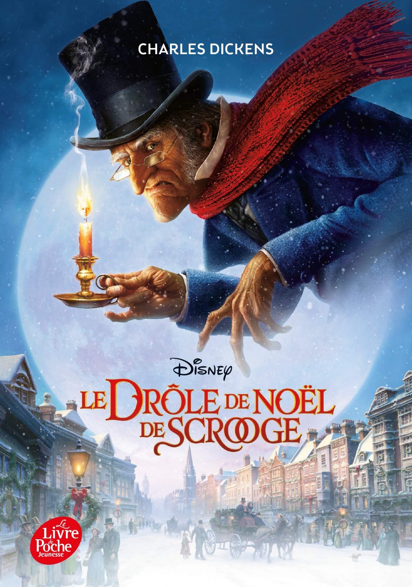 Le Drole De Noel De Scrooge Livre De Poche Jeunesse 1424 French Edition Dickens Charles 9782013228251 Amazon Com Books