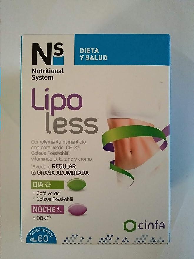 NS Lipoless 60 Comprimidos 300 g