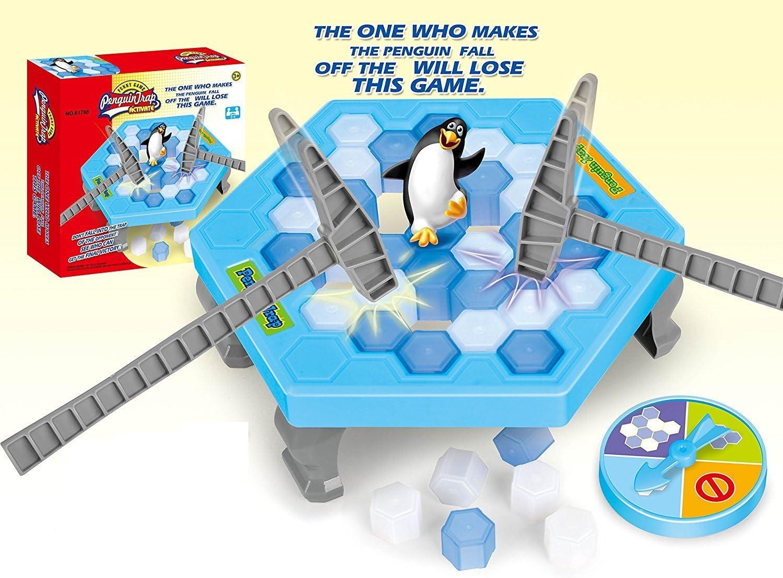 NEO+- Juego de Mesa Salva al Pingüino (61788): Amazon.es: Juguetes ...