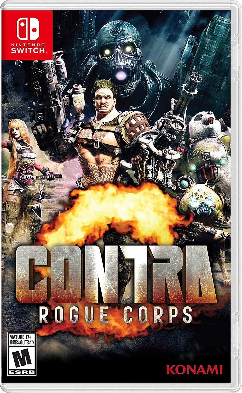 Amazon.com: CONTRA Rogue Corps - PlayStation 4: Konami of ...