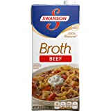 Swanson Beef Broth, 32 oz