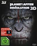Planet der Affen - Revolution [3D Blu-ray] [Collector's Edition]