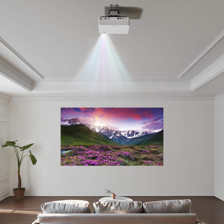 LG HU70LA 4K UHD Proyector de cine en casa inteligente con ThinQ AI y Google Assistant integrado: Amazon.es: Electrónica