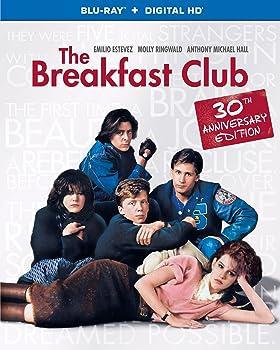 The Breakfast Club 30th Anniversary Edition on Blu-ray