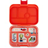 Amazon Com Yumbox Multi Compartment Bento Food Tray For