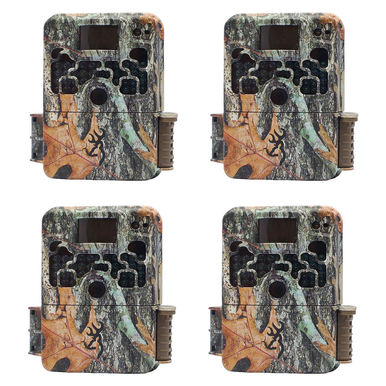 Browning Strike Force HD 850 Micro Trail Game Camera 16MP BTC5HD850 4 Pack