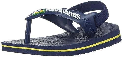 80551ac965b923 Havaianas Baby Brazil Logo Sandal