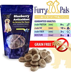 Sweepstakes: Grain Free Dog Treats