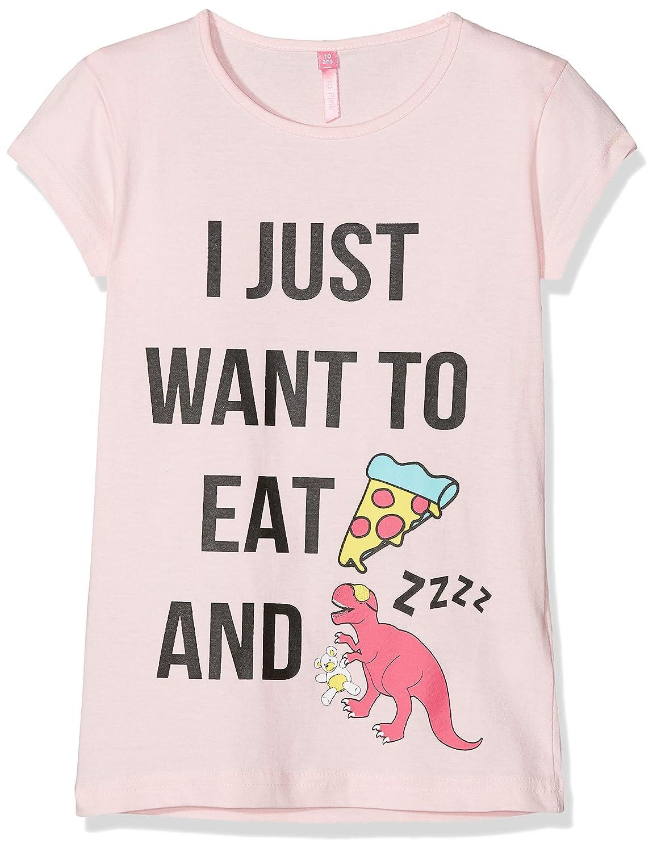 Lina Pink Girls Ef.Dino.TMC Pyjama Top