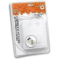 DSi/DS Lite kassetthållare (vit trans)