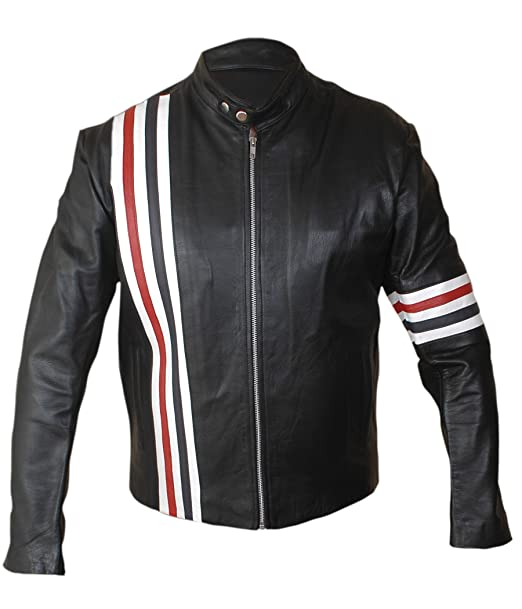 Easy Rider America Captain Leather Jacket