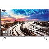 "Samsung UE55MU7000 Smart TV 4K Ultra HD Wi-Fi, 55"", LED, PQI, DVB-T2, Argento"