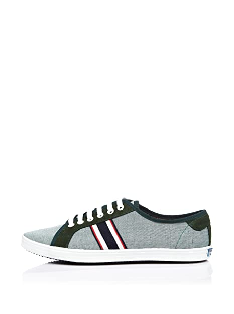 Polo Club Captain Horse Academy Zapatillas Verde EU 39: Amazon.es ...