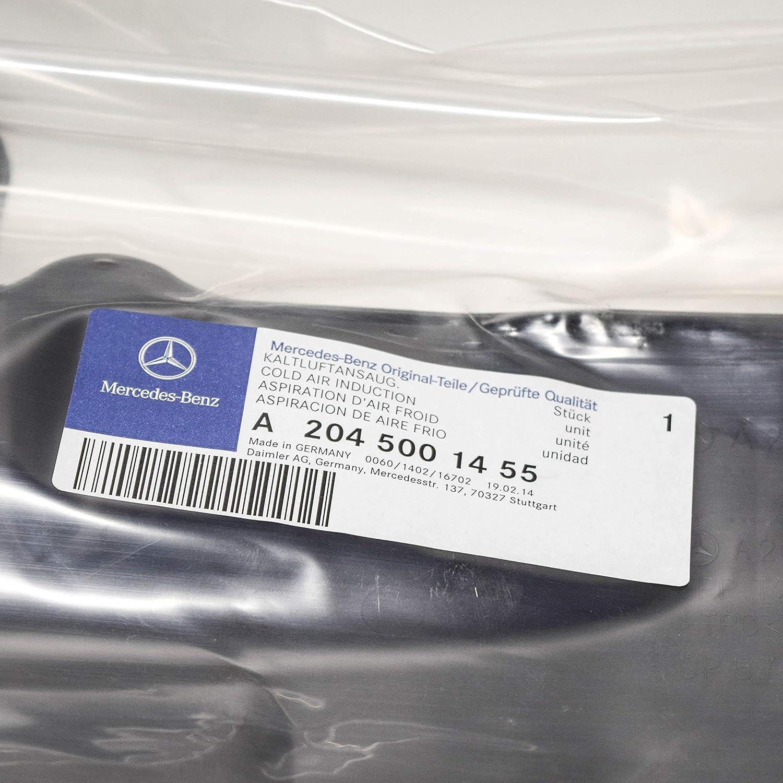Originale Mercedes Classe C W204 C180 Aria Fredda Copertura Ventola Superiore