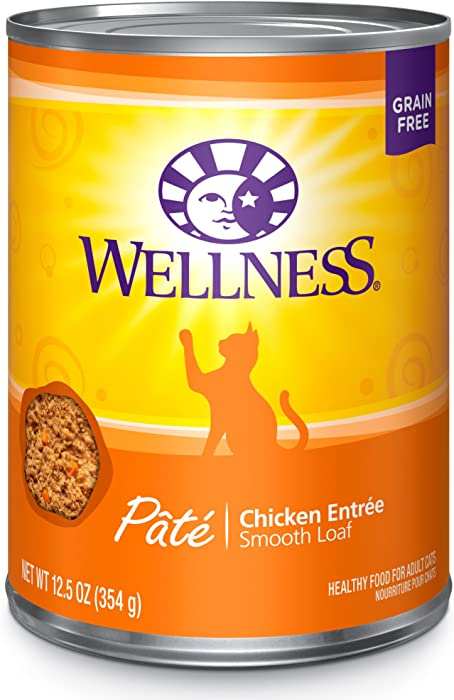 Top 9 Wellness Canned Cat Food