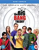 The Big Bang Theory - Season 9 [Includes Digital Download] [Blu-ray] [2016] [Region Free]