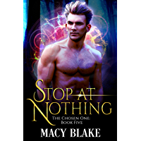 Stop at Nothing: The Chosen One Book Five (English Edition)