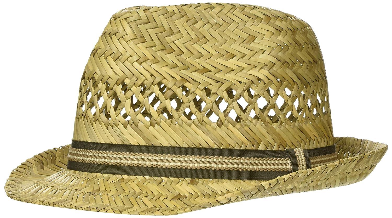 Burton Menswear London Weave Trilby Hat Sombrero de Fieltro para Hombre