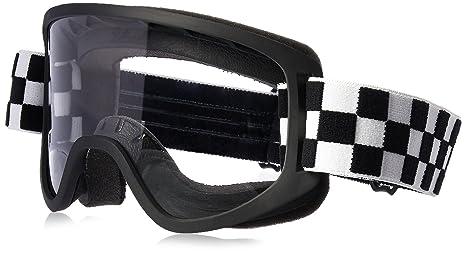 d18b0df54302 Amazon.com  Biltwell (M2CHKBKWT) Script Checkers Moto 2.0 Goggles ...