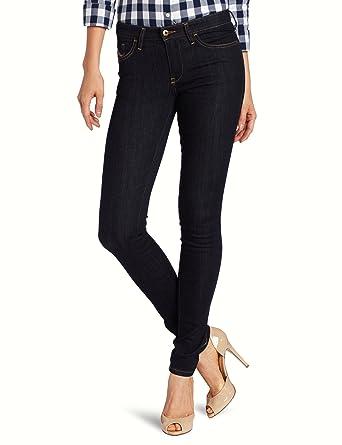 Amazon.com: Diesel Mujer Skinzee Super Skinny Leg Jean 0813 ...