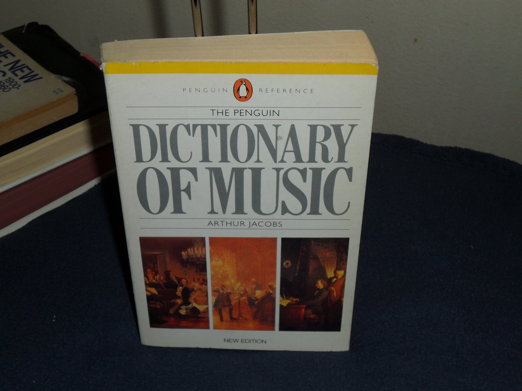 Dictionary of Music, The Penguin: Fifth Edition (Dictionary, Penguin), Jacobs, Arthur