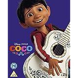 Coco [Blu-ray] [Region Free] [2018]