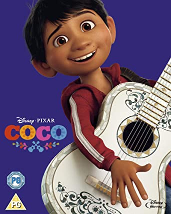 Coco [Blu-ray] [Region Free] [2018]: Amazon co uk: Matt