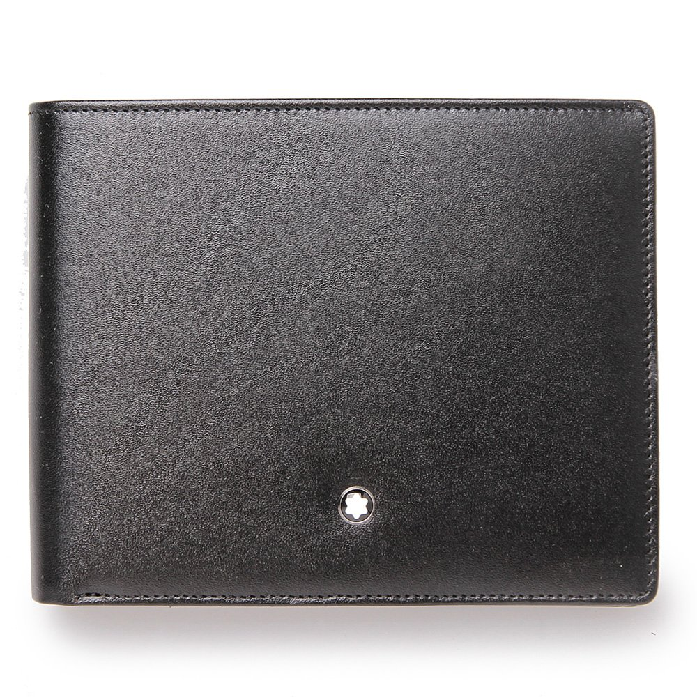 Montblanc Coin Purse, BLACK (Black) - 104820