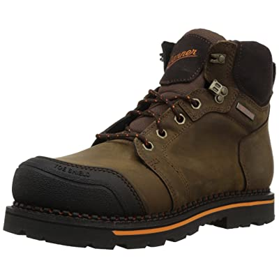 "Danner Men's Trakwelt 6"" Construction Boot | Industrial & Construction Boots"