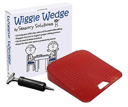 Wiggle Wedge - Cojín hinchable para silla con asiento de ...