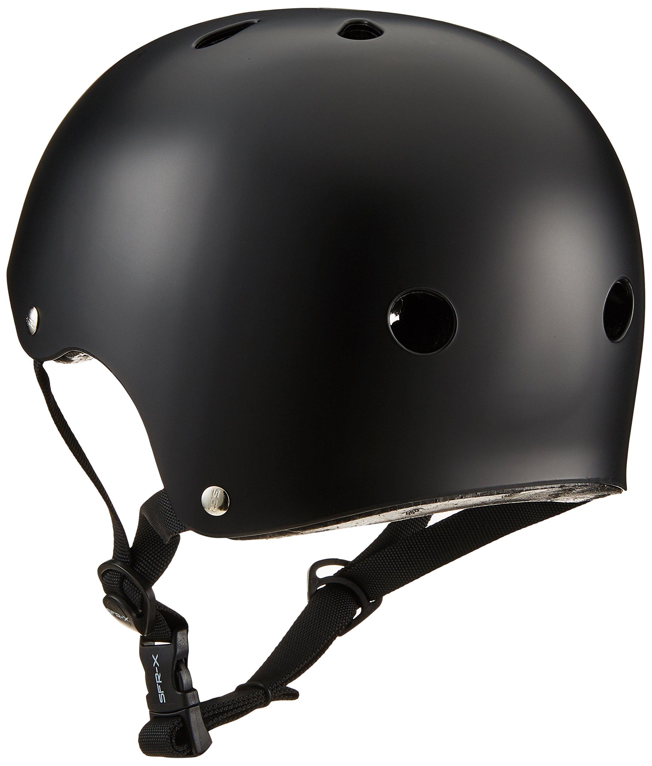 Comprar SFR Essentials Helmet Casco, Unisex para Adulto, Negro (Black), L/XL 57-59cm