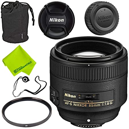 Review Nikon AF-S NIKKOR 85mm