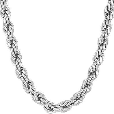 Amazon.com  Lifetime Jewelry Rope Chain 7MM 7e502cda2