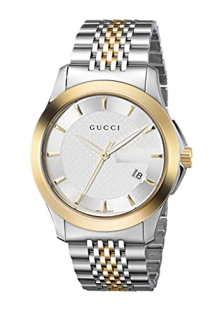 2068272fcd1 Gucci G -Timeless YA126409  Amazon.co.uk  Watches