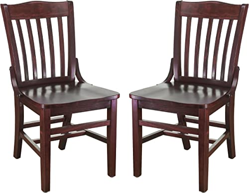 Beechwood Mountain BSD-2S-M Solid Beech Wood Side Chair