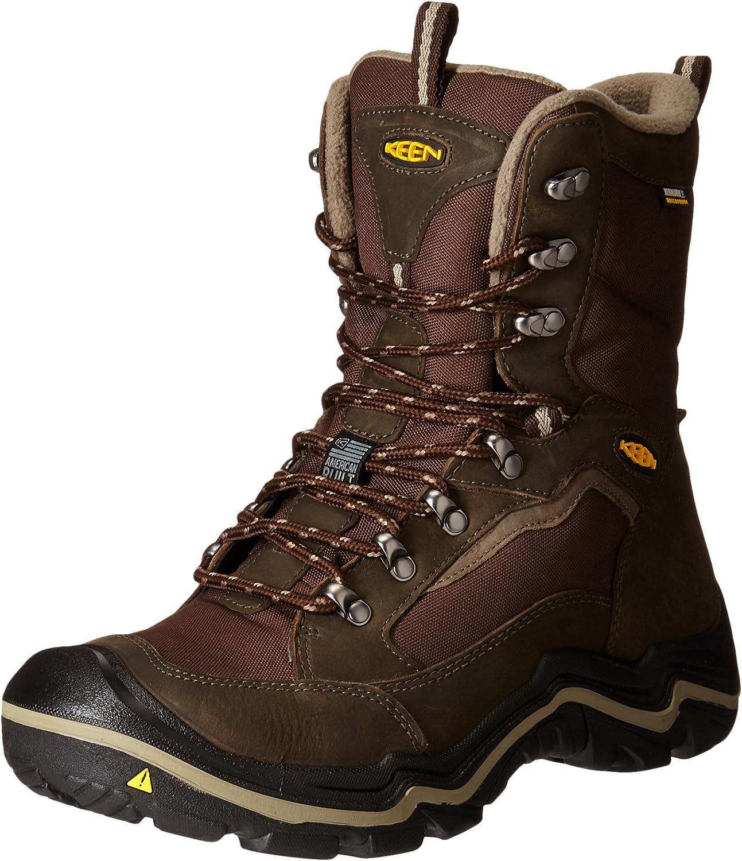KEEN Men/'s Durand Polar Hiking Boot