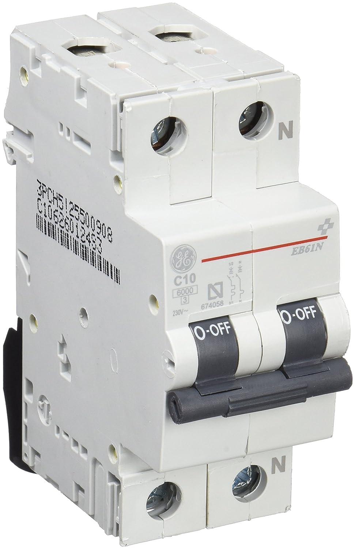 General Electric 674058–Switch magnetotérmico
