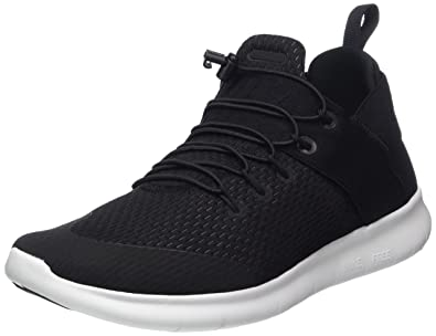 26a9fefc6ef01 Image Unavailable. Image not available for. Color  Nike Men s Free RN  Commuter Running Shoe Black Black-Anthracite-Off White 10.5