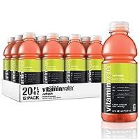 vitaminwater  refresh, tropical mango flavored, electrolyte enhanced bottled water...