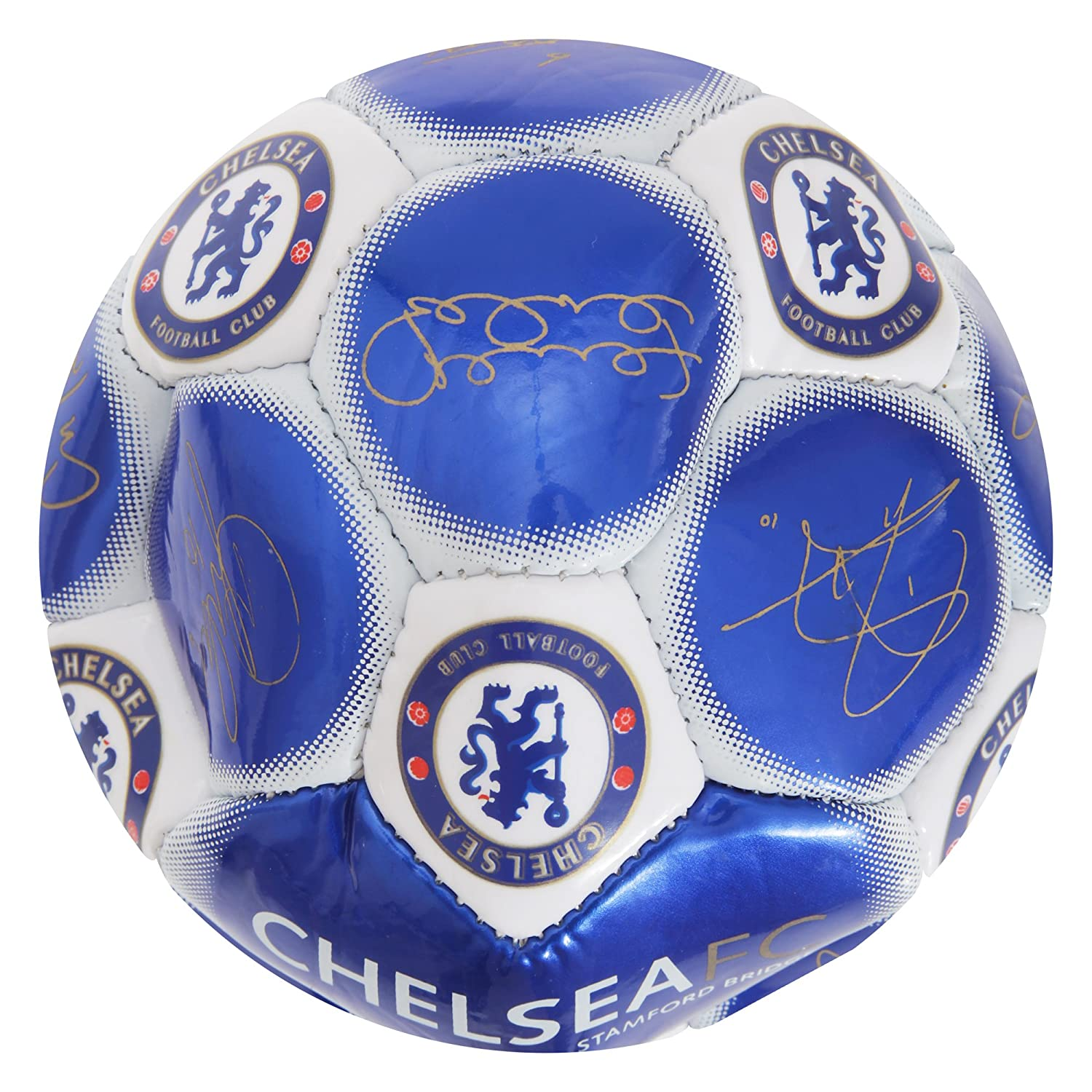 Chelsea Football Signature Mini Unisexe, Multicolore, Taille 1