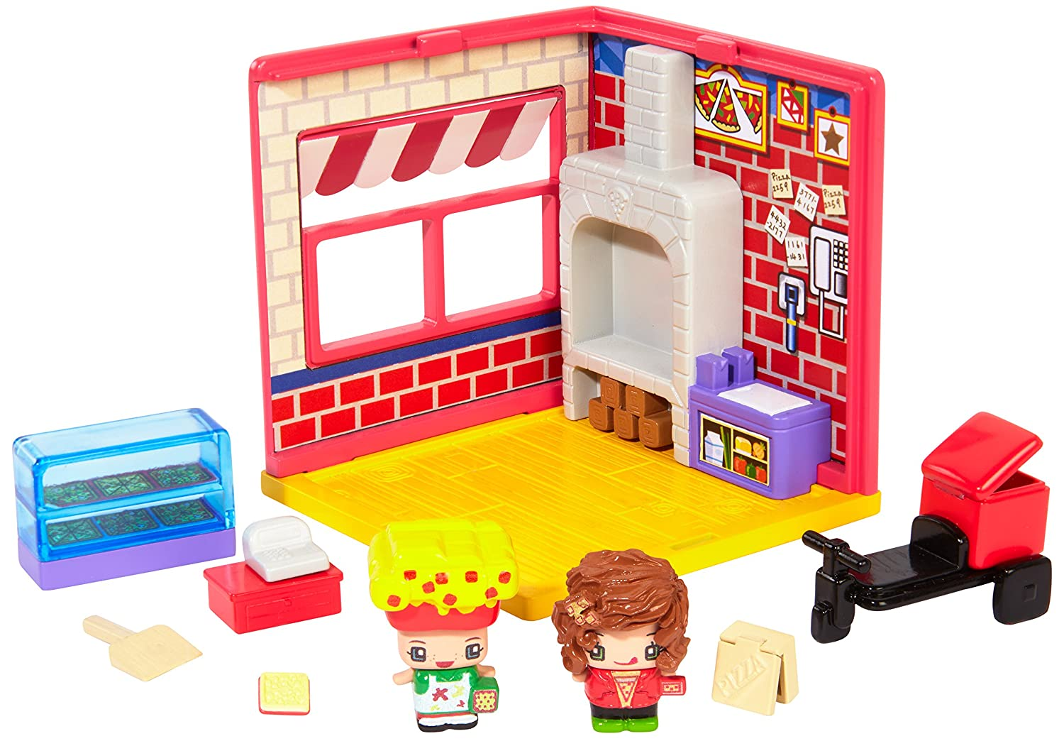 My Mini MixieQ's Pizza Parlour Mini Room