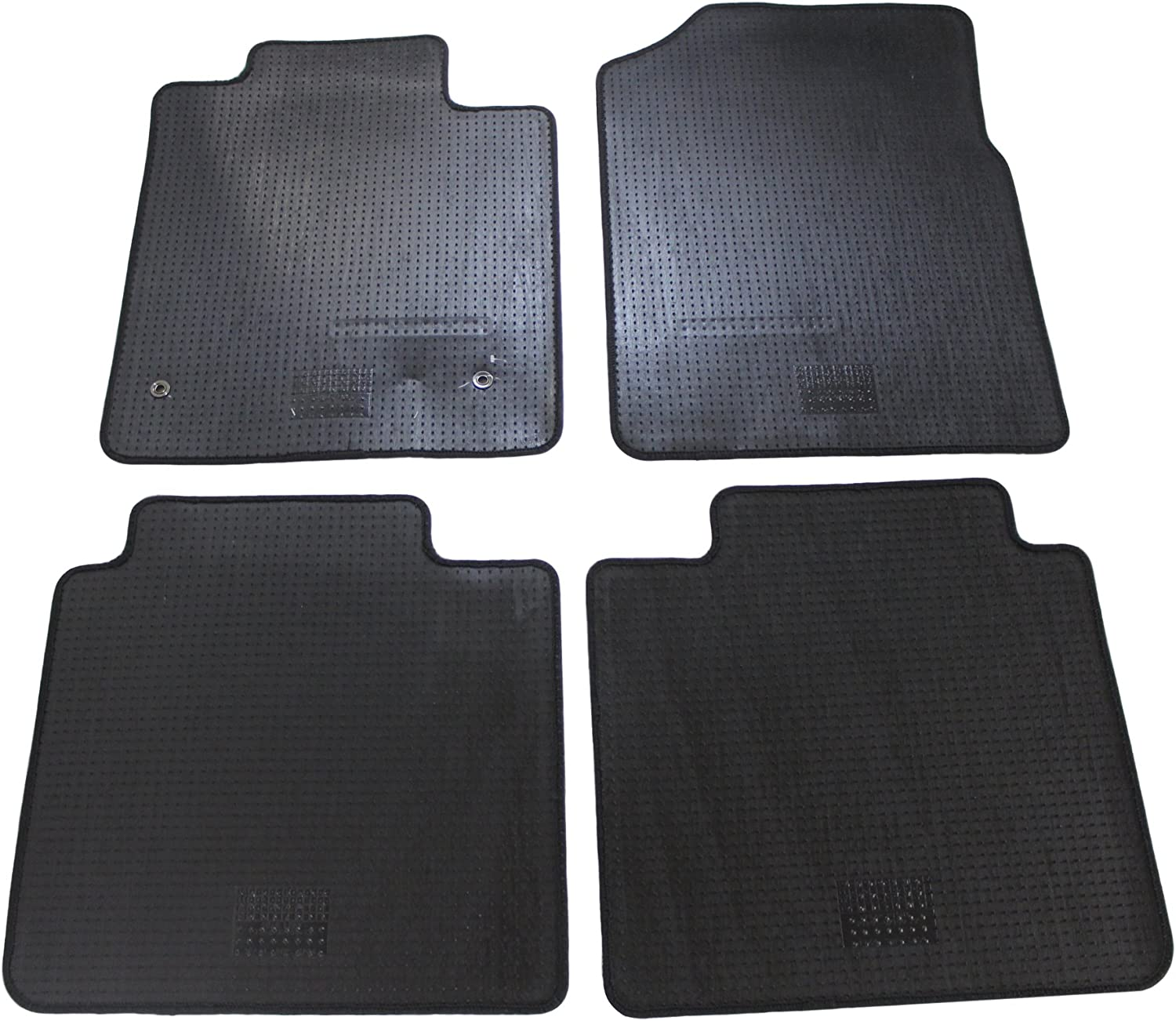 2018 GGBAILEY D60193-S1A-GY-LP Custom Fit Car Mats for 2017 2019 Lincoln Continental Grey Loop Driver Passenger /& Rear Floor